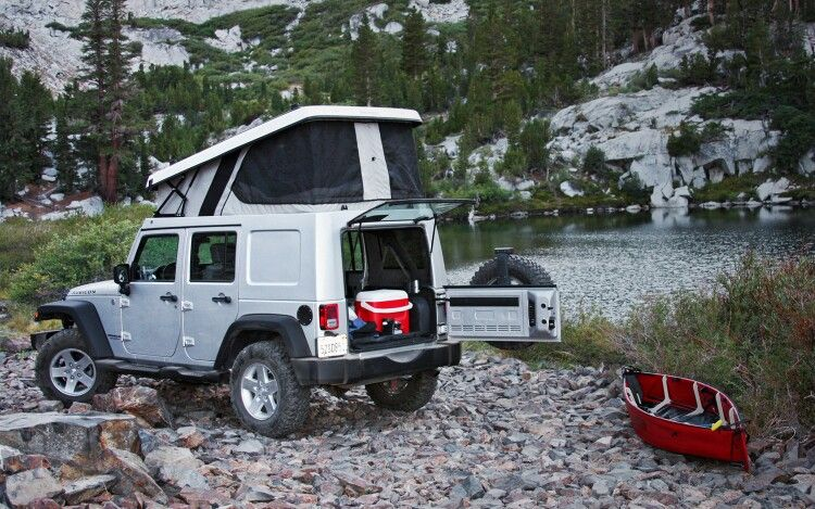 Jeep Camper Conversion: Step by Step Instructions and Guide