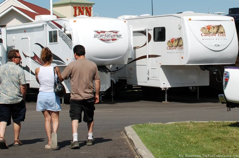 Buying An RV For The First Time: Key Things You Must Know