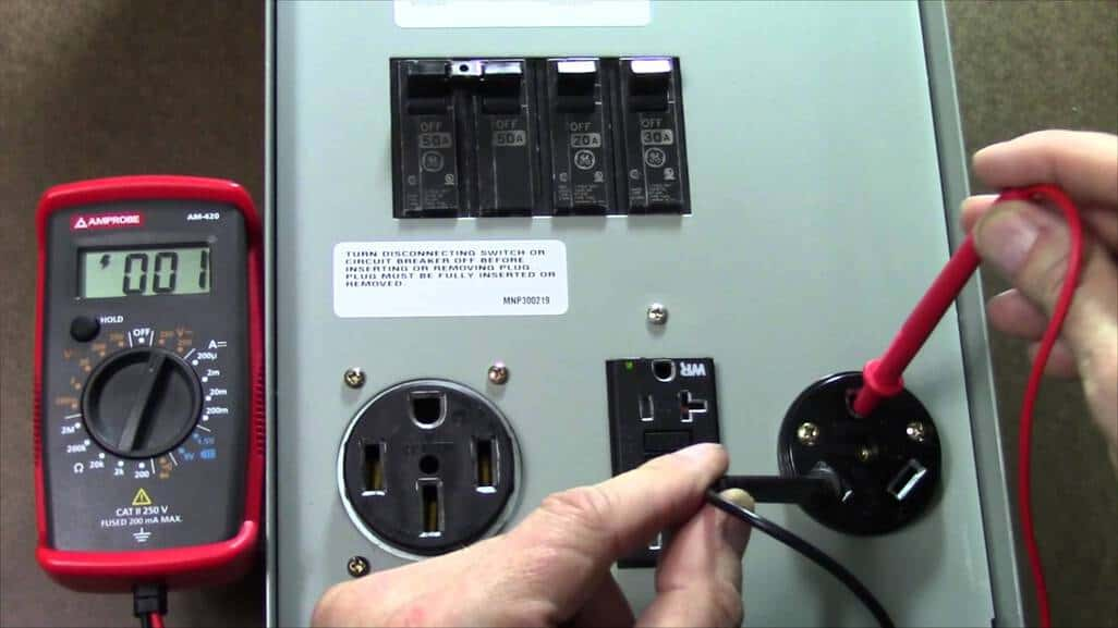 rv electrical power