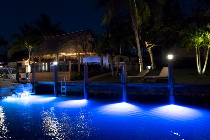Dock Underwater Lighting Options You Should Consider