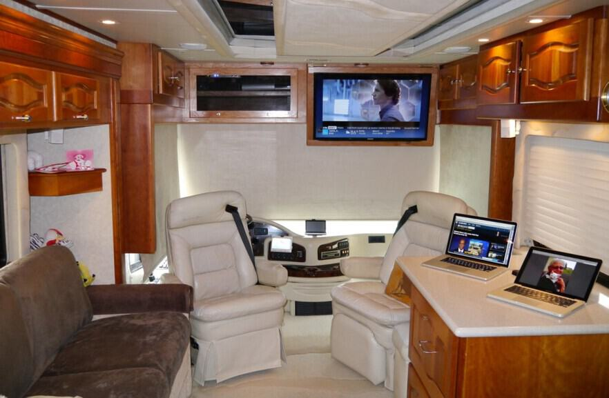 rv home theater