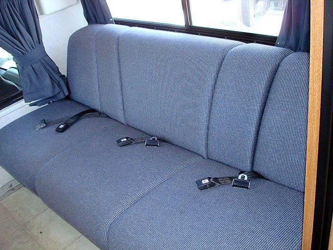 10 Things You Should Know About RV Seat Belts Laws and Safety