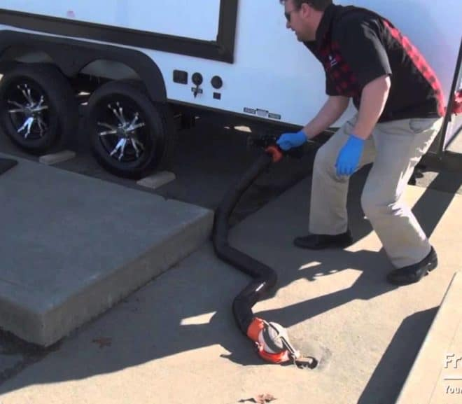 How to build an RV dump station (Step-by-Step Cheat sheet)