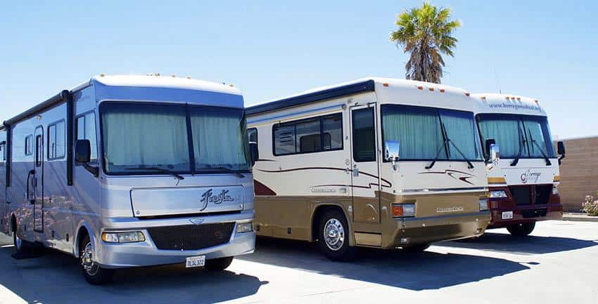 RV Parking Laws: California Parking Permits You Need to Know