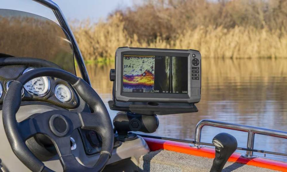 How To Mount A Transducer On An Aluminum Boat