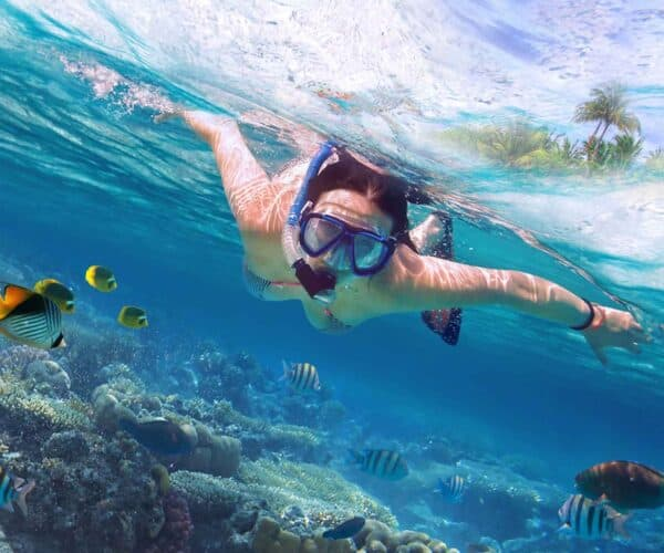 Can You Breathe Underwater With A Snorkel? (How-to-Guide)