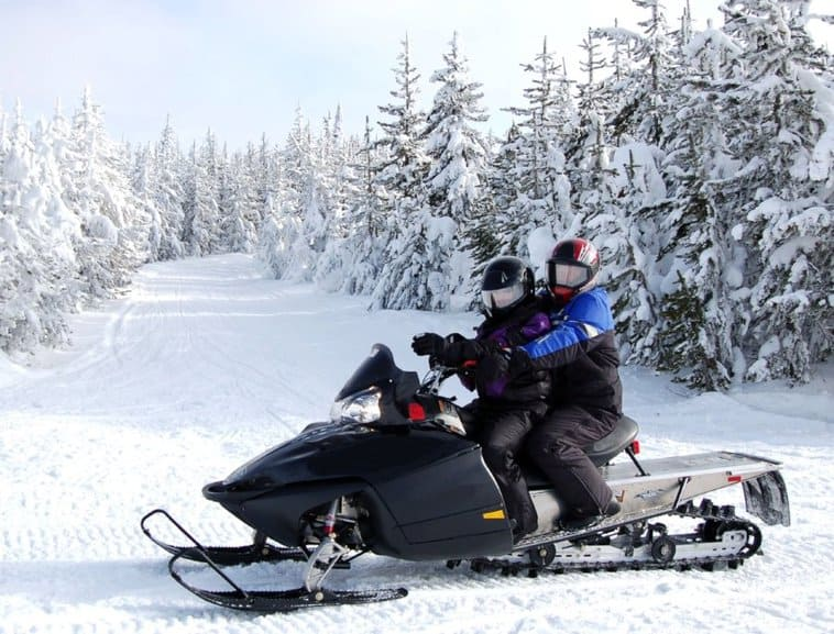 Maine Snowmobile Laws: Everything You Should Know