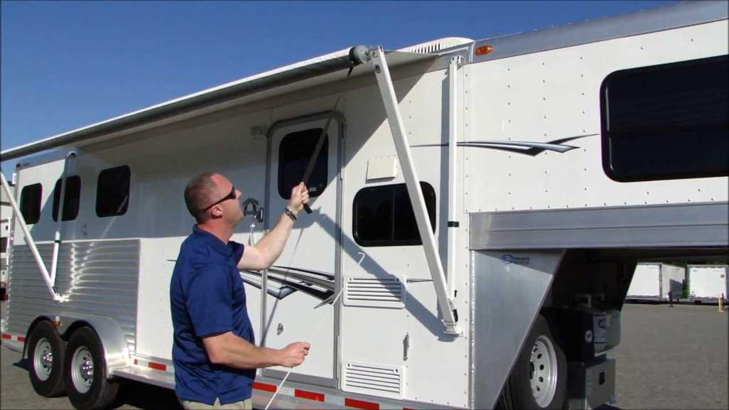 How High of Wind Can RV Awning Withstand?