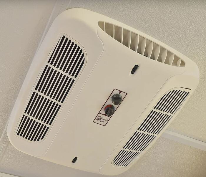 RV Air Conditioner Not Blowing Cold? Find Out the Causes and How to Fix It?