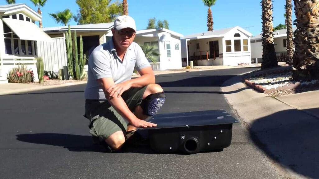 Why Your RV Black Tank Leaks When Full? (Here's How to Fix It)