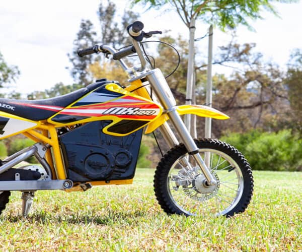 10 Motorcycles For 13-Year Olds