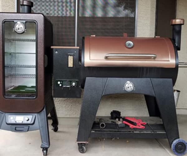 Can You Get A Smoke Ring With A Pellet Smoker?