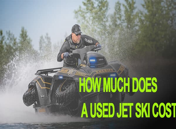 How Much Does A Used Jet Ski Cost (With 10 Examples)