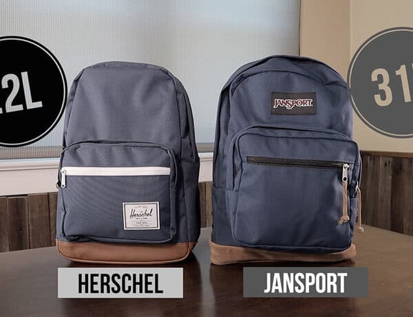 Herschel vs. Jansport: Which Backpack Is Best For You?