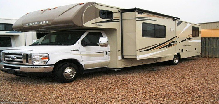 Best Class C RVs For A Family Of 4