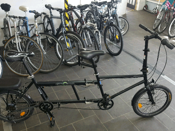 Ecosmo Folding Tandem Bike Review (Top-Rated 2020)