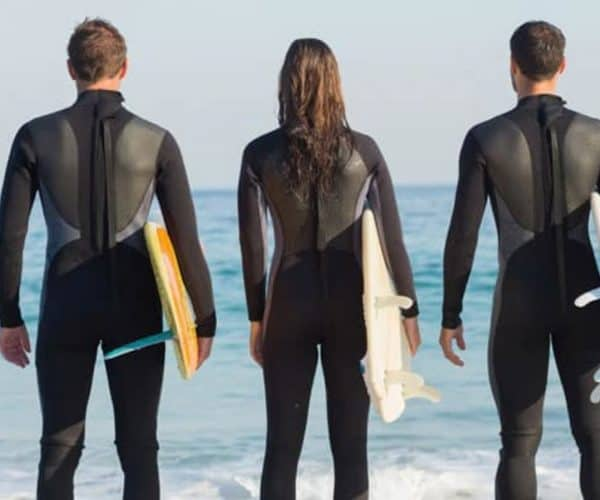How Thick Should A Triathlon Wetsuit Be? (Find Out)